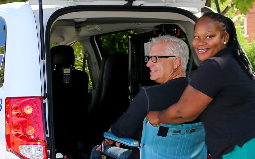 Baltimore Gets On-Demand Ride Alternative to Uber, Lyft.