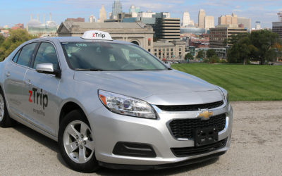 Most Kansas City taxis to operate like Uber and Lyft in wake of new state law.