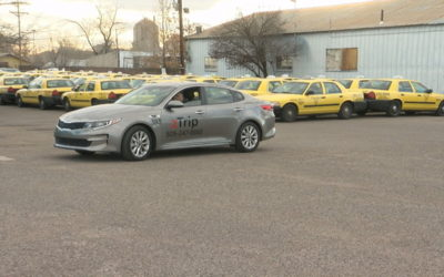 ABQ taxi business bought by company looking to compete with Uber, Lyft